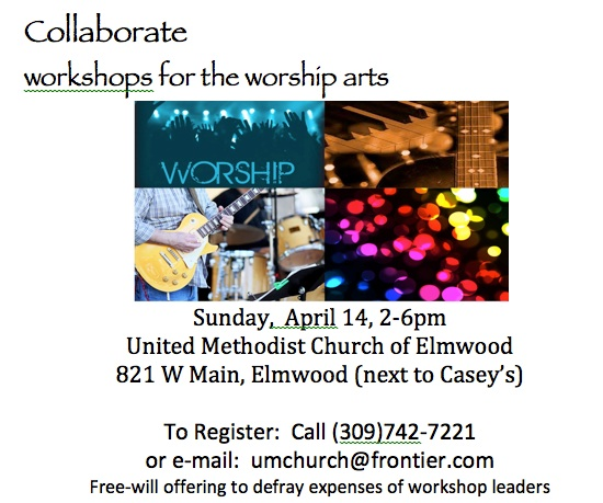 Ollaborate Elmwood UMC