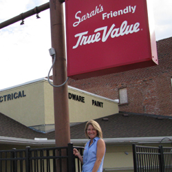 Sarah Carter True Value Elmwood IL
